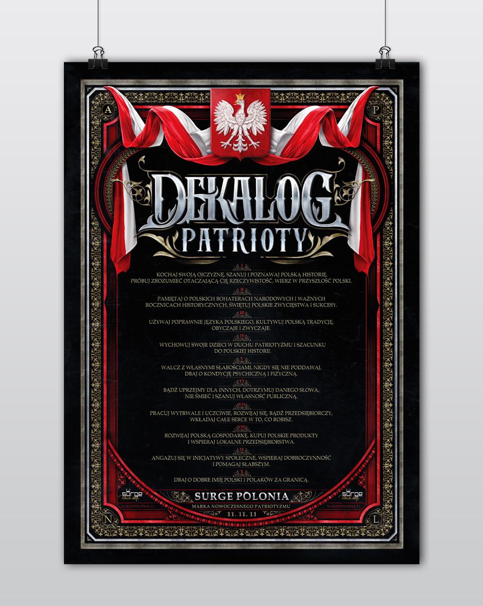 Plakat-patriotyczny-Dekalog-Patrioty